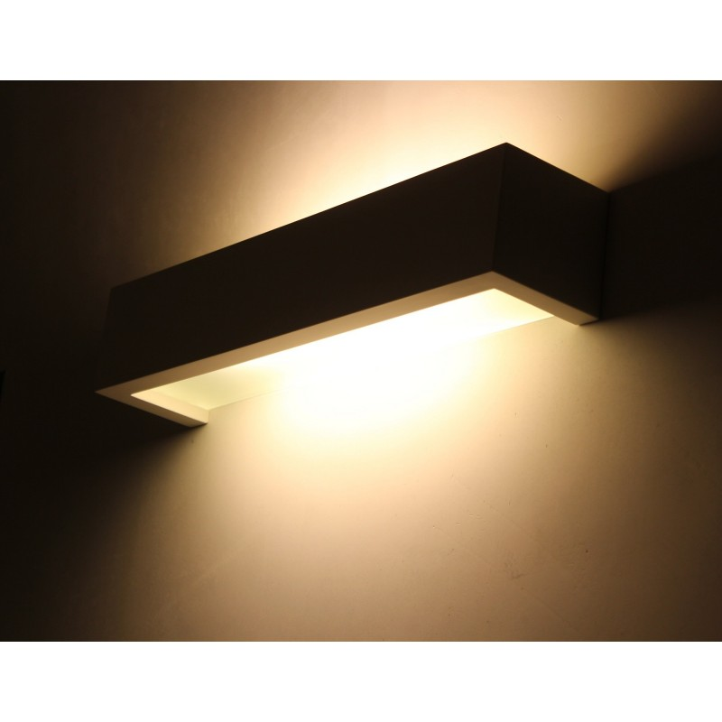 Wall lamp 432A LONG BRICK